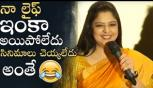 Actress Nagma Funny Speech @ TSR TV9 FILM AWARDS Press Meet