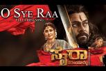 O Sye Raa Full Video Song - Kannada - Sye Raa