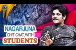 Nagarjuna faces funny questions from college girls - Manmadhudu 2 Interview
