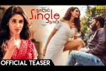 Naanum Single Thaan Movie Teaser