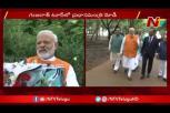 PM Modi Releases Butterflies in Kevadia Park: Modi 69th Birthday Celebrations