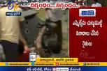 Macherla MLA Ramakrishna Reddy Attacked by Protesting farmers