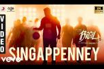 Bigil - Singappenney Video Song