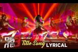 Raju Gari Gadhi 3 Title Song - Naa Gadhiloki Ra Song Lyrical