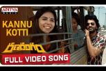 Kannu Kotti Full Video Song - Ranarangam Video Songs