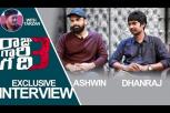 Ashwin Babu & Dhanraj Exclusive Interview - Raju Gari Gadhi 3 Team Interview