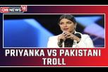 Priyanka Chopra Shuts Down A Pakistani Troll Who Yelled At Her; Says She Is A Proud Indian