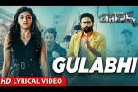 Gulabhi Lyrical Song: Chanakya Movie- Gopichand, Mehreen