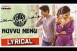 Nuvvu Nenu Lyrical - Venky Mama Movie