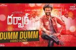 Darbar Telugu - Dumm Dumm Video Song