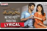 Tholu Bommalata Movie - Netho Poti Paduthu Audio Song