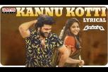 Kannu Kotti Lyrical: Ranarangam Movie Audio Song