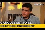 Sourav Ganguly set to be next BCCI chief, Amit Shah's son as secretary