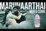 Maruvaarthai - Video Song - Enai Noki Paayum Thota Movie