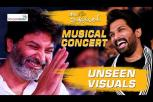 Ala Vaikunthapurramuloo Musical Concert Highlights - Unseen Visuals