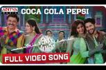 Coca Cola Pepsi Full Video Song - Venky Mama Movie
