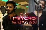 Saaho Movie Psycho Saiyaan Song Making- Prabhas
