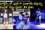 Anchor Sreemukhi, Anchor Vishnu Priya Enjoying In Maldivies With DJ Dance