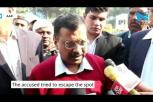 Cheering for accused encounter shows people losing faith in justice: Arvind Kejriwal