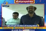 Superstar Rajinikanth visits ETV Bharat office in Ramoji Film City