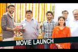 Naga Chaitanya and Sai Pallavi new movie launch event