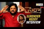 Director Surender Reddy Exclusive Interview about Sye Raa Narasimha Reddy