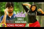 Student Of The Year Movie - Single Kodathava Song Promo