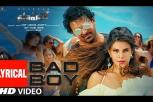Bad Boy lyrical song from Saaho - Prabhas, Jacqueline Fernandez