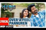 Over'a Feel Pannuren Lyrical - Hero Tamil Movie
