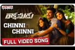 Chinni Chinni Video Song - Rakshasudu Video Songs