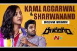 Sharwanand And Kajal Aggarwal Interview- Ranarangam Movie