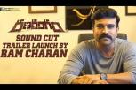 Ranarangam Sound Cut Trailer Launched by Ram Charan- Sharwanand