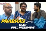 Prabhas with Mathu Vadalara Team Full Interview