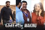 Chanakya Movie Making Video - Gopichand, Mehreen