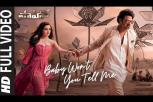 Saaho - Baby Won't You Tell Me Full Video Song