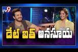 Akhil Akkineni in 'A date with Anasuya' - Interview
