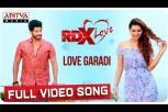 Love Garadi Full Video Song - RDX Love Songs