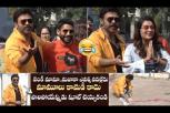 Venkatesh Making Hilarious Fun With Venky Mama Team