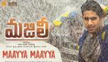 Majili Movie Songs, Maayya Maayya Song Making