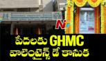 On Valentine's Day, GHMC Decides to Feed the Hungry in Hyderabad