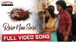 Nuvvu Thopu Raa Movie Video Song, Raro Naa Suri Full Video Song