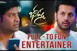 Bheeshma Full - to Fun Entertainer Promo Video