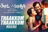 Thaakkum Thaakkum Movie Making Video
