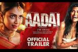 Aadai - Tamil Official Trailer | Amala Paul