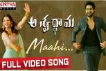 Aswathama Movie - Maahi Full Video Song
