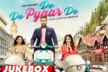 De De Pyaar De Full Audio Songs Album - Audio Jukebox