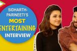 Sidharth-Parineeti's Superb Interview on Jabariya Jodi | Rapid Fire on SRK & Saif