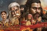 Sye Raa Narasimha Reddy Hindi Movie Trailer