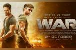 War movie trailer starring Hrithik Roshan, Tiger Shroff and Vaani Kapoor