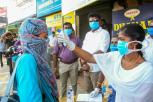 Coronavirus, which spreads like wildfire in India